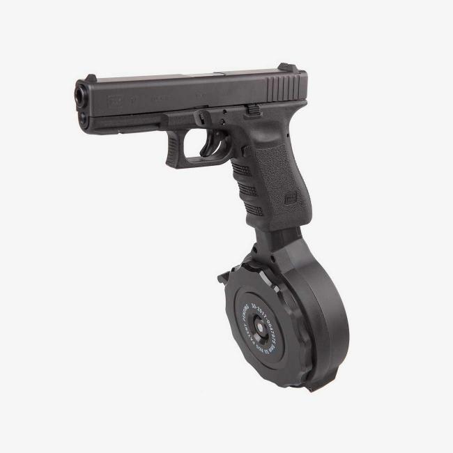 Glock 9mm 50 Round Drum Magazine | RWB USA