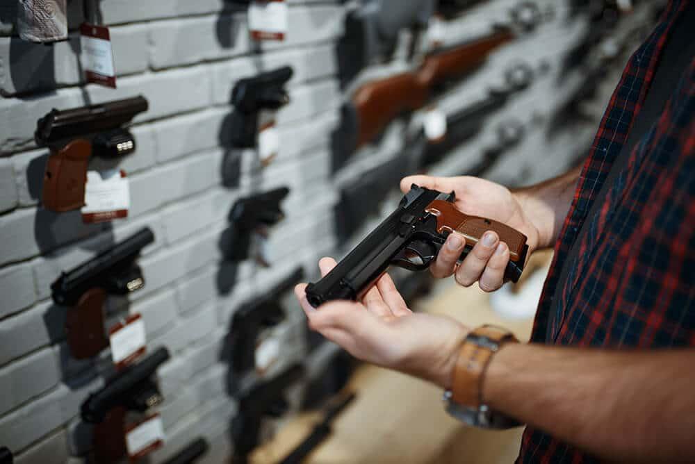 How to Hold a Handgun