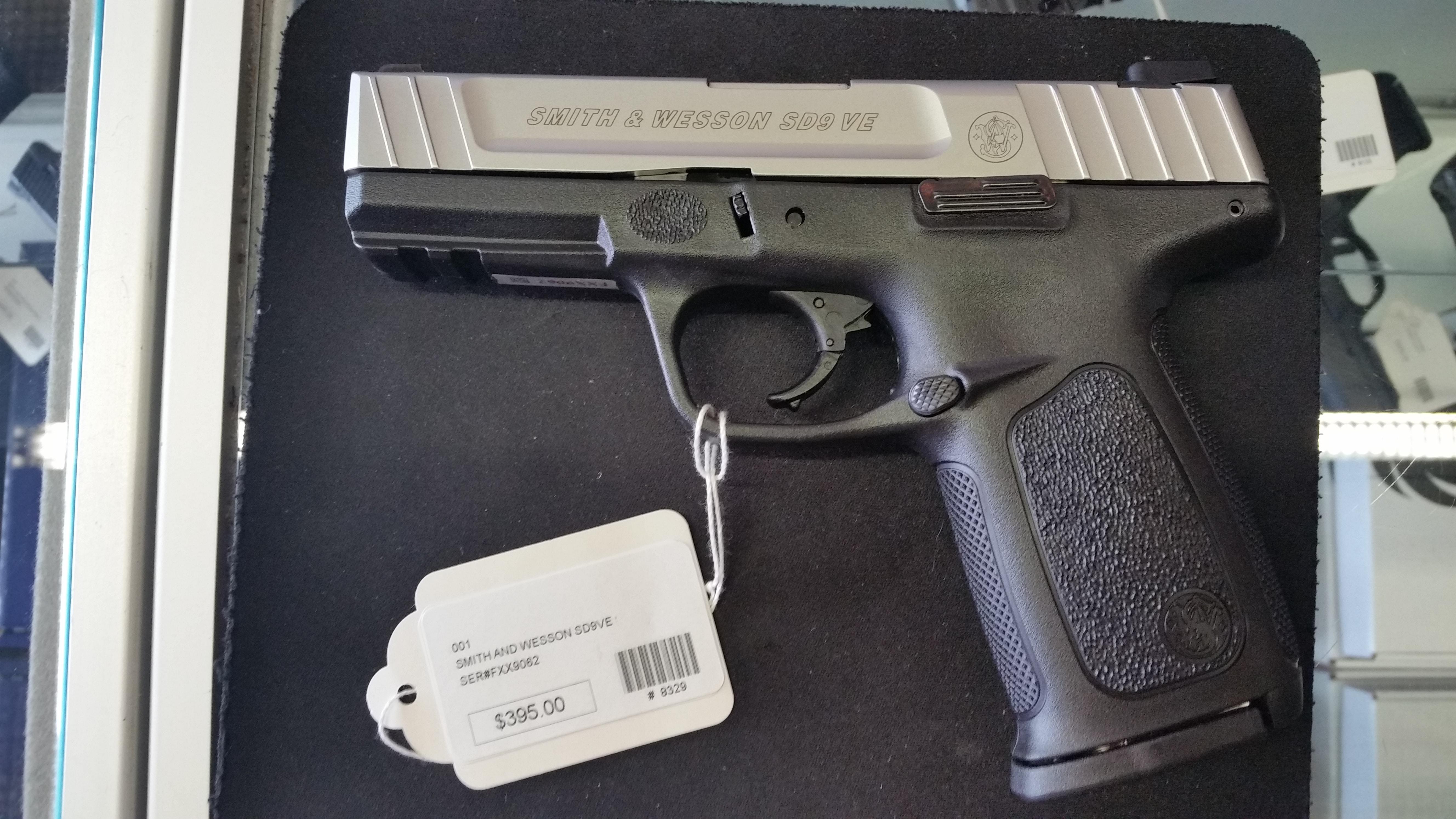 Smith & Wesson SD9 VE Review – Self Defense Value Enhanced