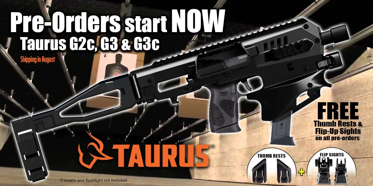 Taurus Web Banner