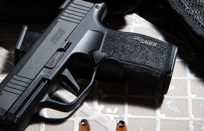 A Detailed Look at the Sig Sauer P365 9mm