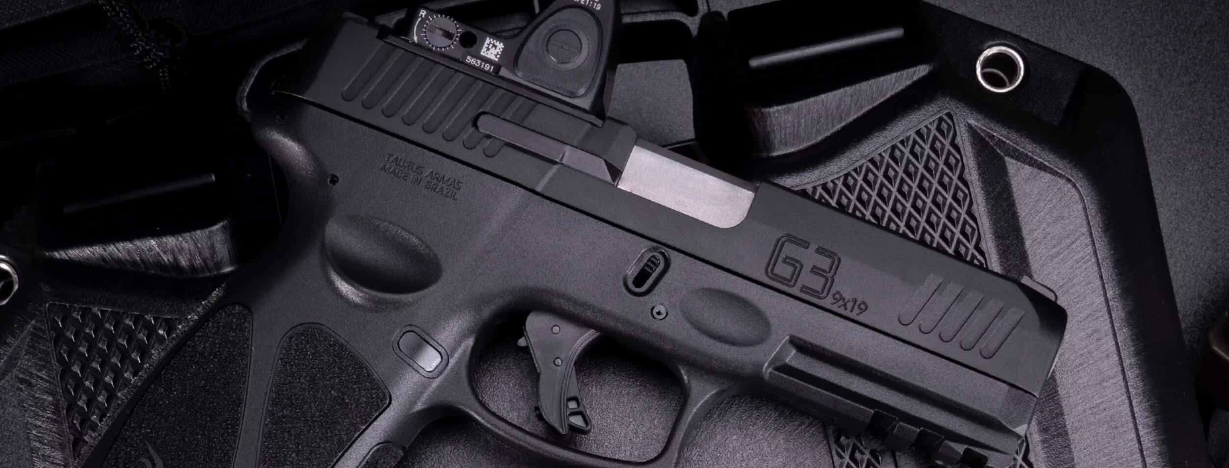 Why You Need To Check Out The Taurus G3 9mm